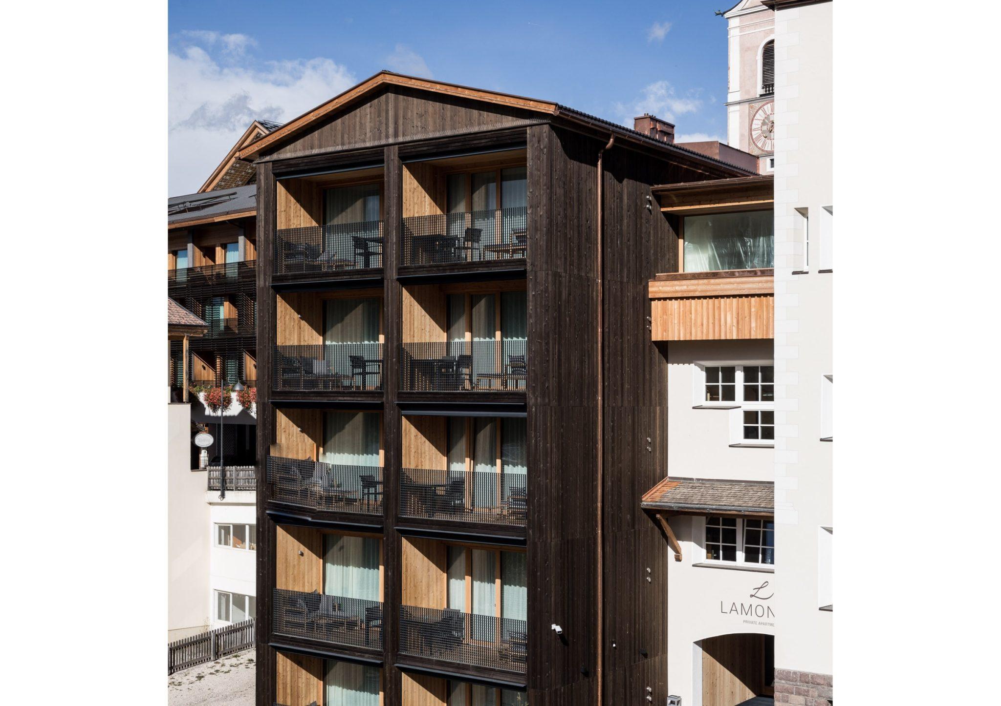 Lamondis Private Apartments – Tischlerei Rier